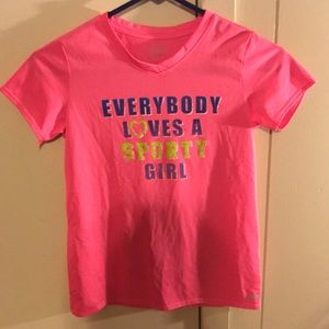 Girls bcg shirt